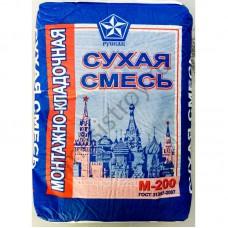 Кладочная смесь РУСЕАН М200 40кг